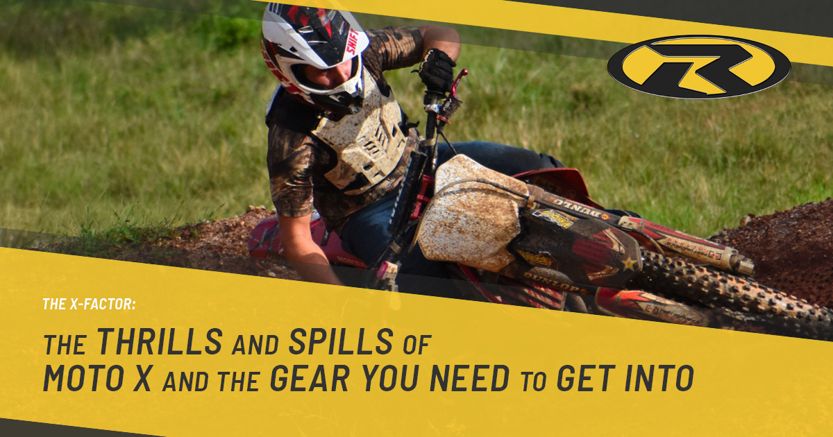 The X Factor – The thrills and spills of Moto X and the gear you need to get into