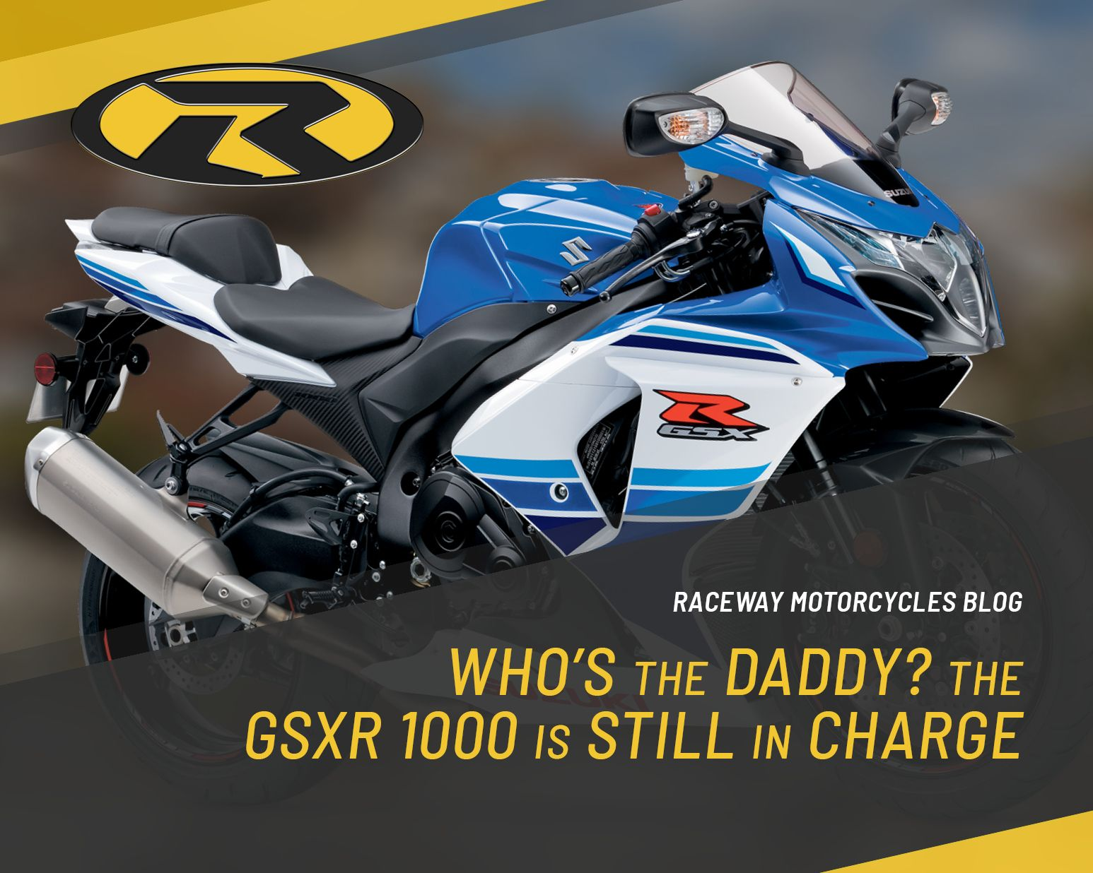 Who's The Daddy?: The GSXR 1000 Is Still In Charge