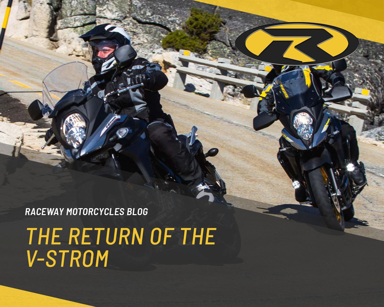 The Return Of The V-Strom