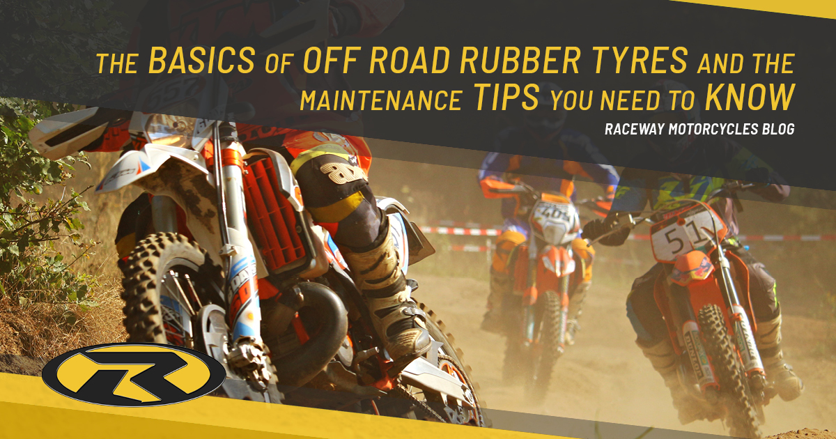 The Basics of Off Road Rubber Tyres and The Maintenance