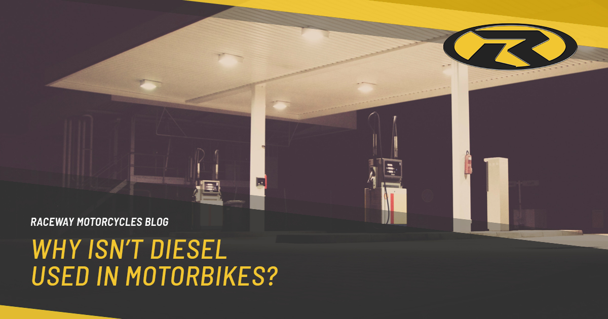 Why Isn't Diesel Used in Motorbikes?
