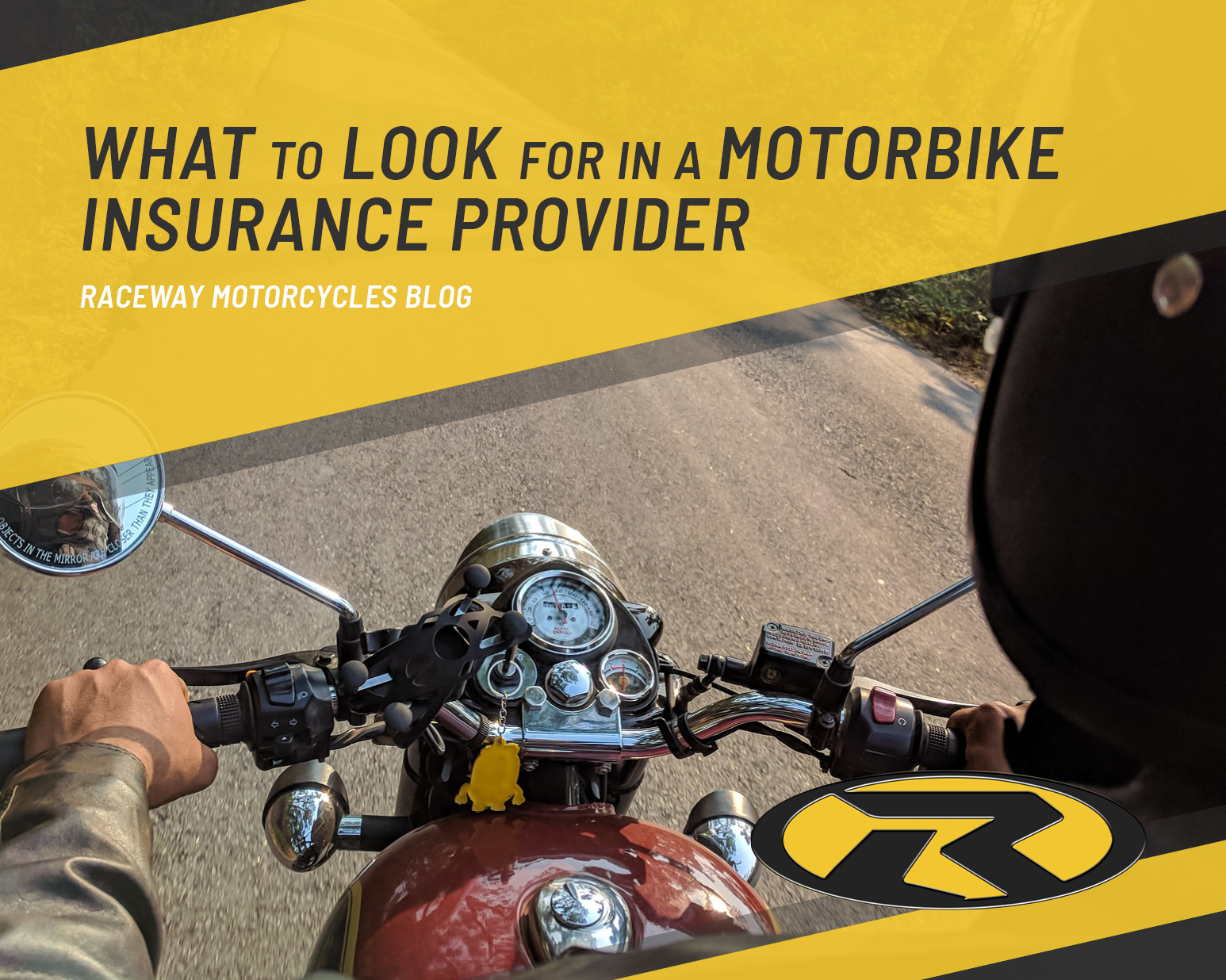 What to Look for in a Motorbike Insurance Provider