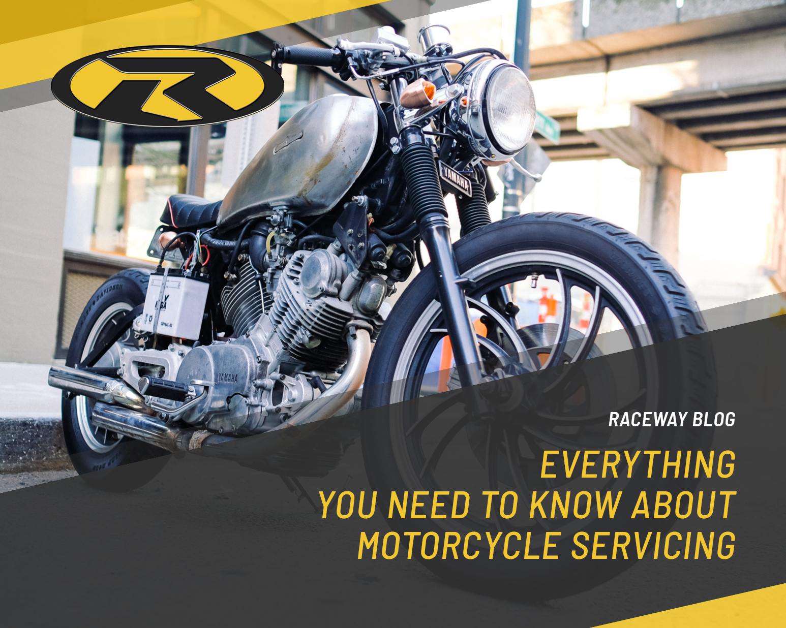 Everything You Need to Know about Motorcycle Servicing