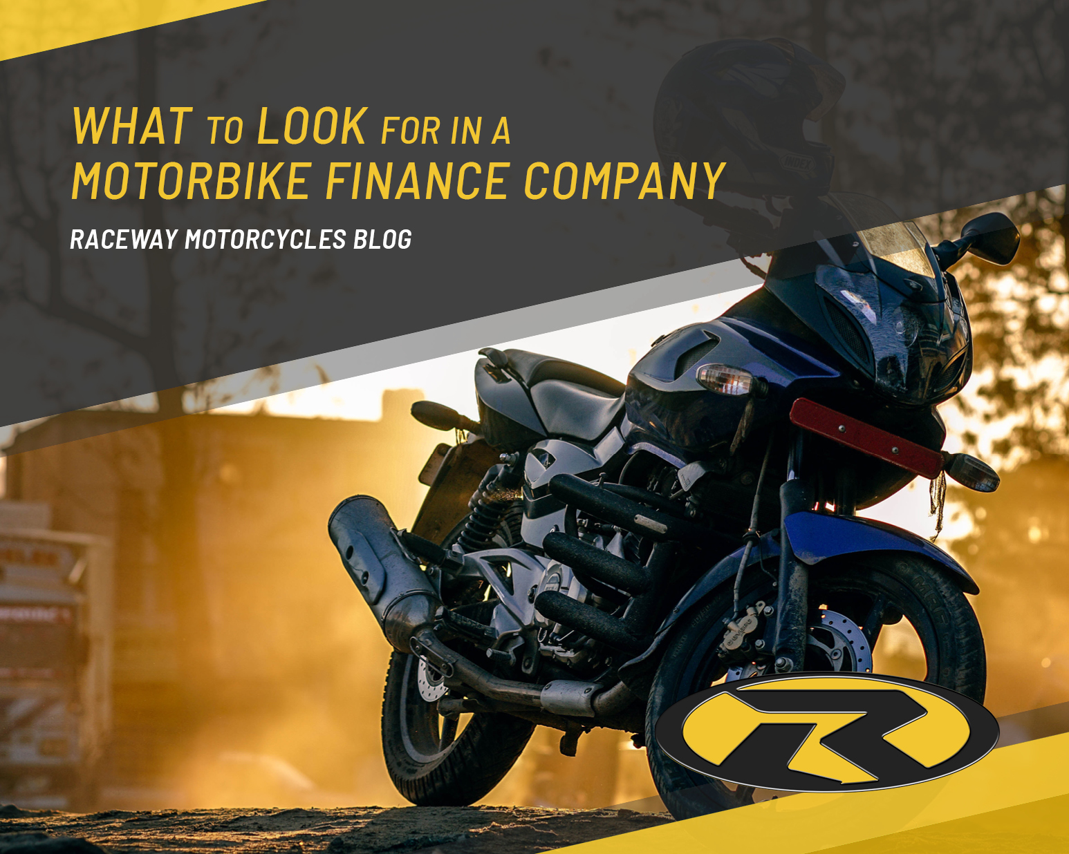 What to Look for in a Motorbike Finance Company